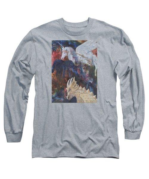Rayden's Magic Long Sleeve T-Shirt