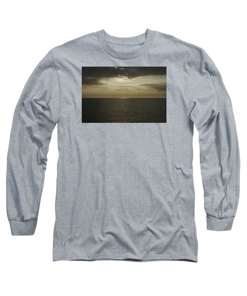 Rays Of Beauty Long Sleeve T-Shirt by Greg Graham