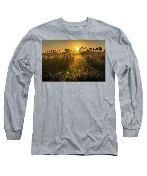 Rays Of Light Long Sleeve T-Shirt