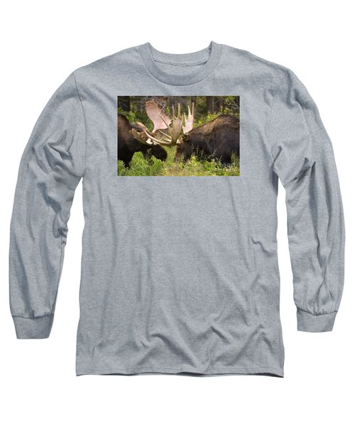 Reach Advantage Long Sleeve T-Shirt by Aaron Whittemore