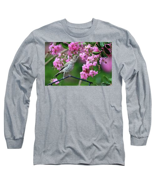 Reach For It Long Sleeve T-Shirt