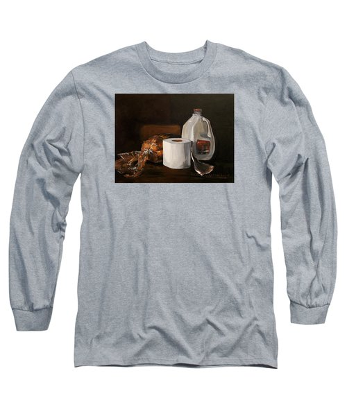 Ready For The Snow Long Sleeve T-Shirt