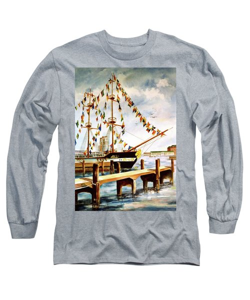 Ready The Celebration Long Sleeve T-Shirt