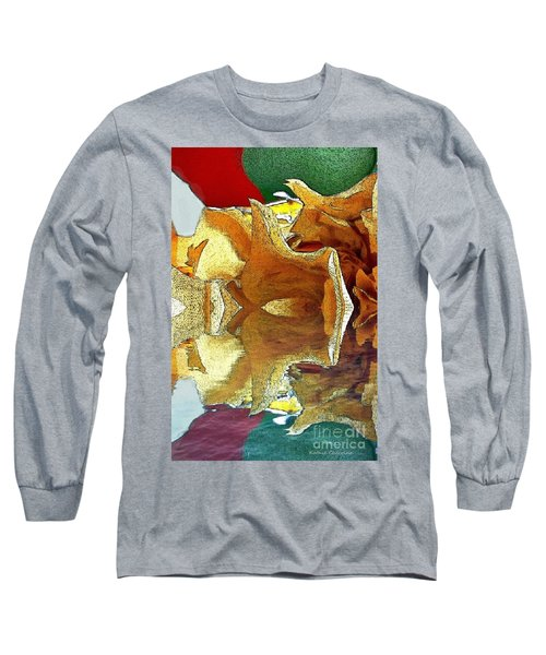 Ready To Fly Long Sleeve T-Shirt by Kathie Chicoine
