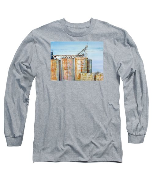 Rearden Grainery Long Sleeve T-Shirt