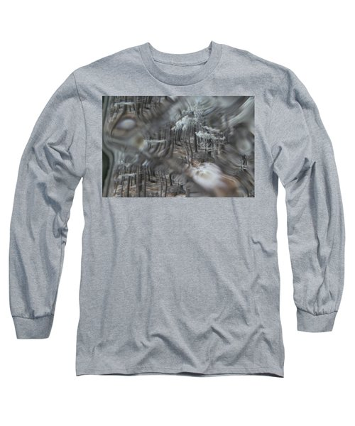 Recital For The Cold And The Eyes - Fourth Movement Long Sleeve T-Shirt
