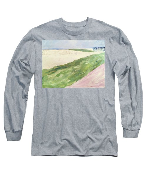 Recompense Long Sleeve T-Shirt by Angela Annas