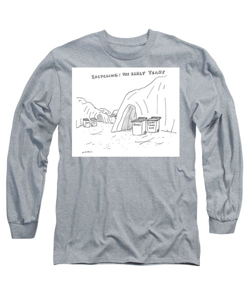 Recycling The Early Years Long Sleeve T-Shirt