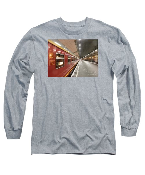 Red Arrow Express Long Sleeve T-Shirt