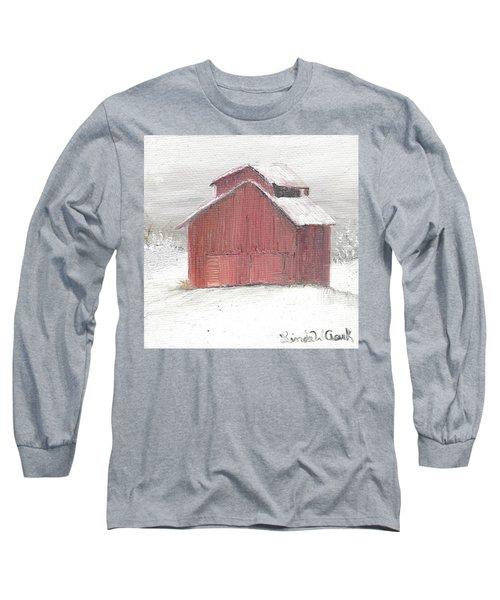 Red Barn Long Sleeve T-Shirt