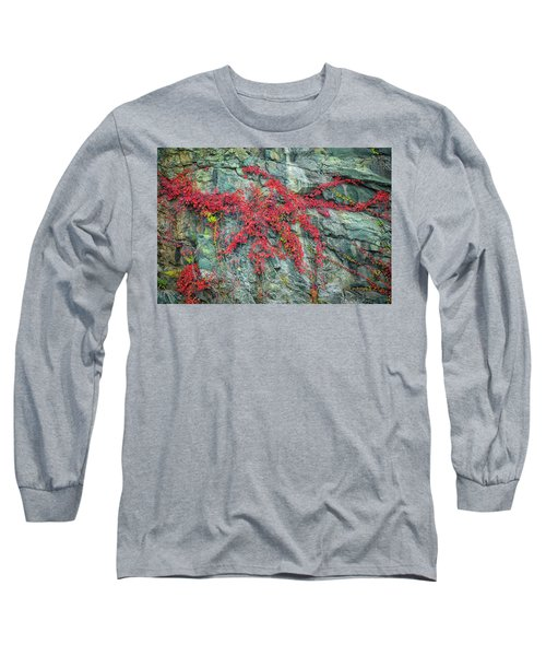 Red Creeper Long Sleeve T-Shirt