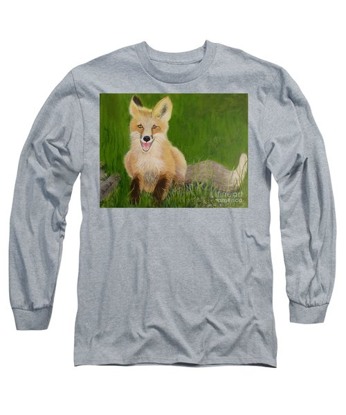 Red Fox 2 Long Sleeve T-Shirt