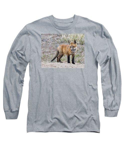 Red Fox Kit Long Sleeve T-Shirt