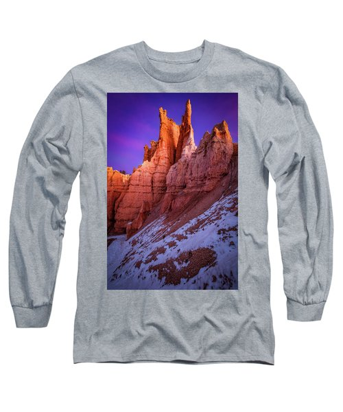 Red Peaks Long Sleeve T-Shirt