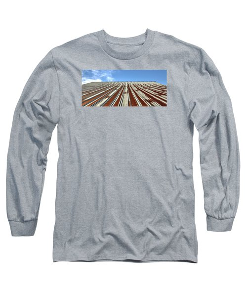 Red Tin Roof Long Sleeve T-Shirt