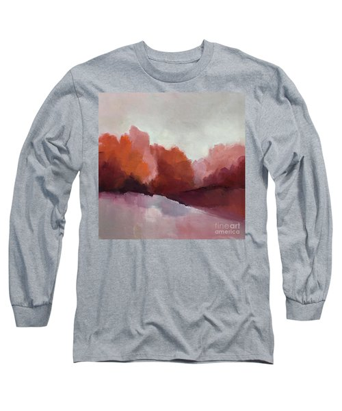 Red Valley Long Sleeve T-Shirt