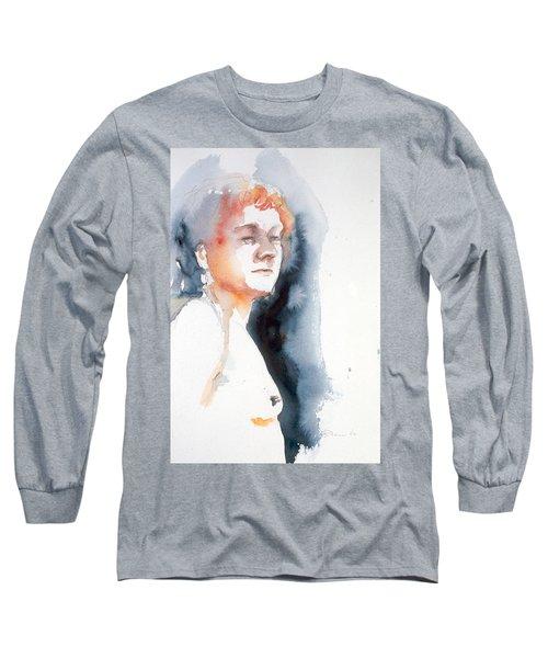 Redhead #1 Long Sleeve T-Shirt