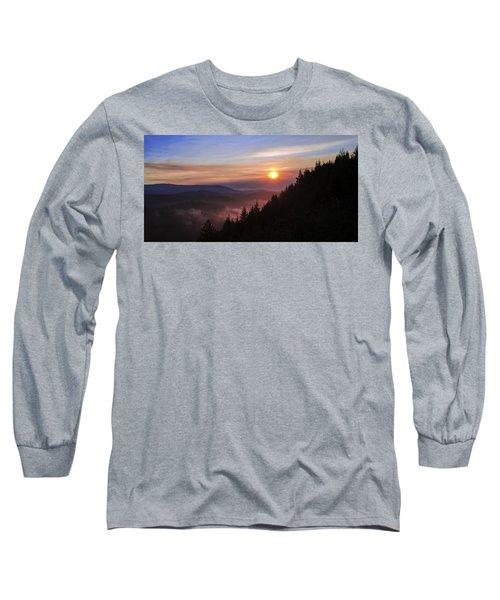 Redwood Sun Long Sleeve T-Shirt