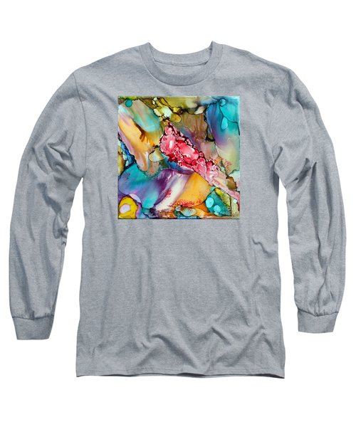 Reef Long Sleeve T-Shirt by Alene Sirott-Cope