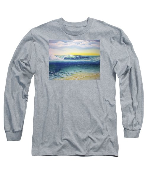 Reef Bowl Long Sleeve T-Shirt by William Love
