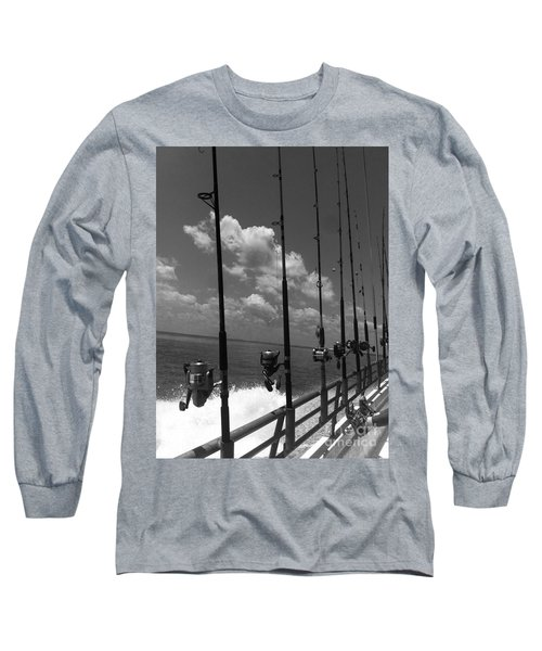 Reel Clouds Long Sleeve T-Shirt