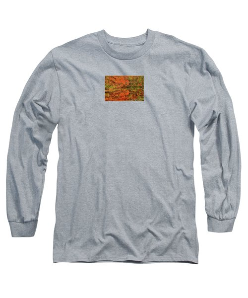 Reflection Of Autumn Long Sleeve T-Shirt