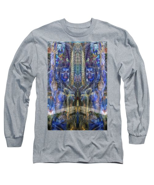Reflection Refraction Long Sleeve T-Shirt