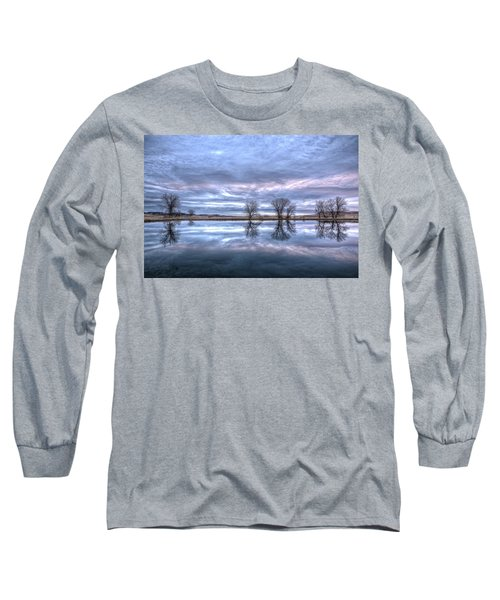 Reflections Long Sleeve T-Shirt by Fiskr Larsen