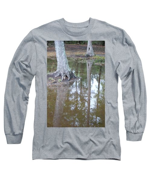 Reflections Long Sleeve T-Shirt by Gordon Mooneyhan