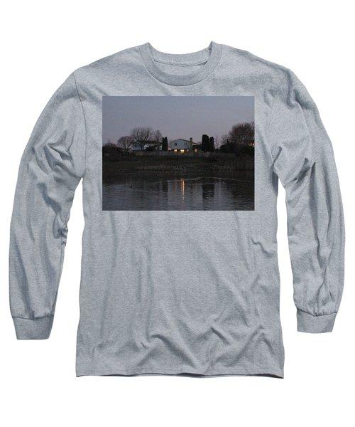 Reflective Pond Long Sleeve T-Shirt