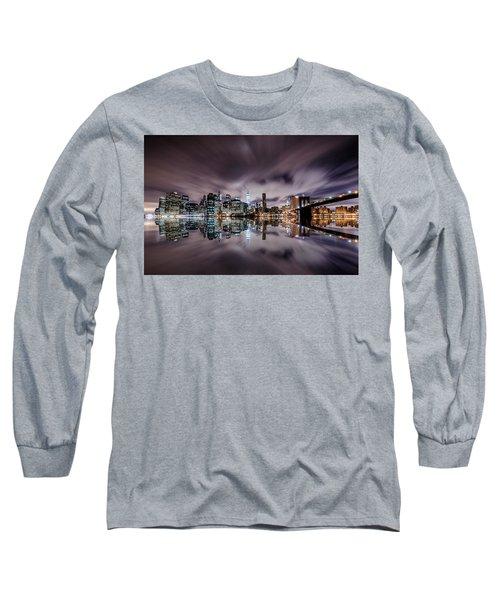Reflector Adherence  Long Sleeve T-Shirt