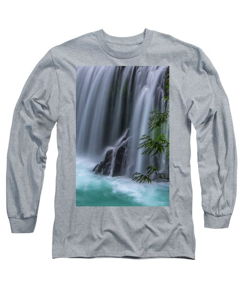 Refreshing Waterfall Long Sleeve T-Shirt