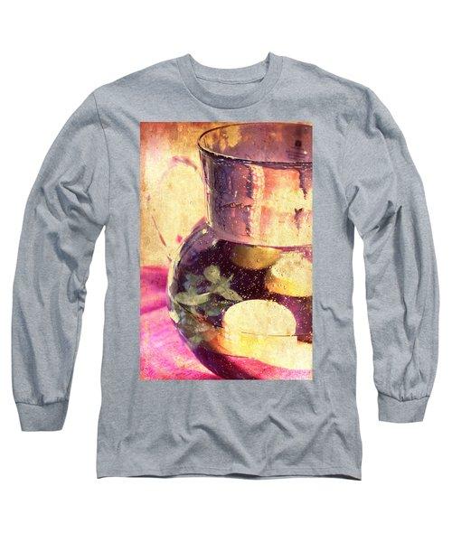Refreshment Long Sleeve T-Shirt
