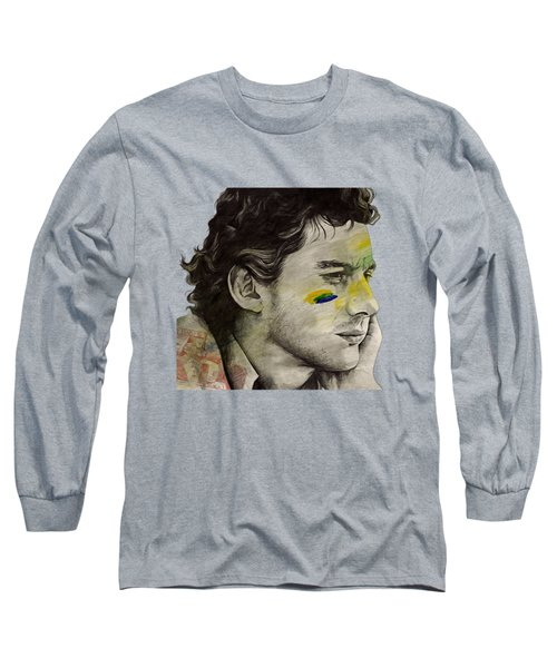 Rei Do Brasil - Tribute To Ayrton Senna Da Silva Long Sleeve T-Shirt