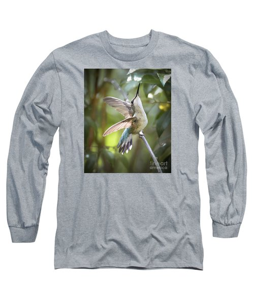 Rejoice Long Sleeve T-Shirt by Amy Porter