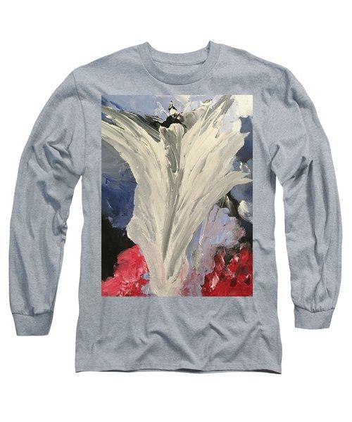 Rejoice Long Sleeve T-Shirt by Karen Nicholson