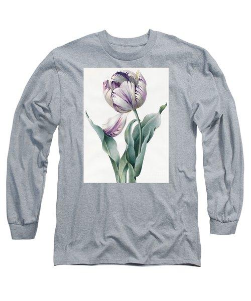 Rembrandt Tulip Long Sleeve T-Shirt