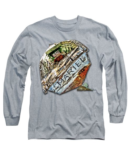 Remember The Mariel Long Sleeve T-Shirt by Bob Slitzan