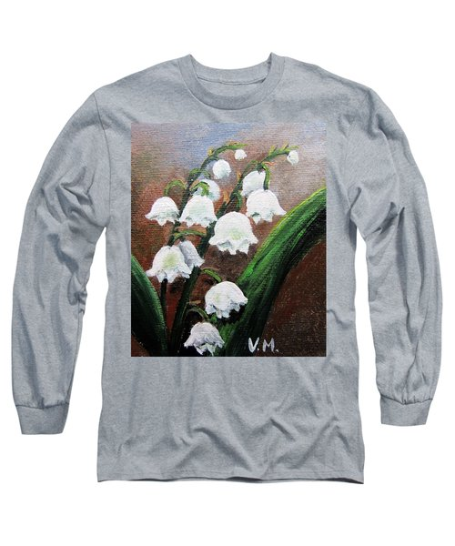 Remember The Scent Long Sleeve T-Shirt by Vesna Martinjak