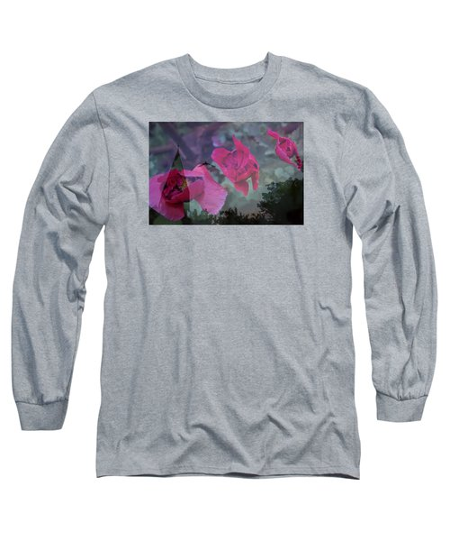Remembered Long Sleeve T-Shirt by Ellery Russell