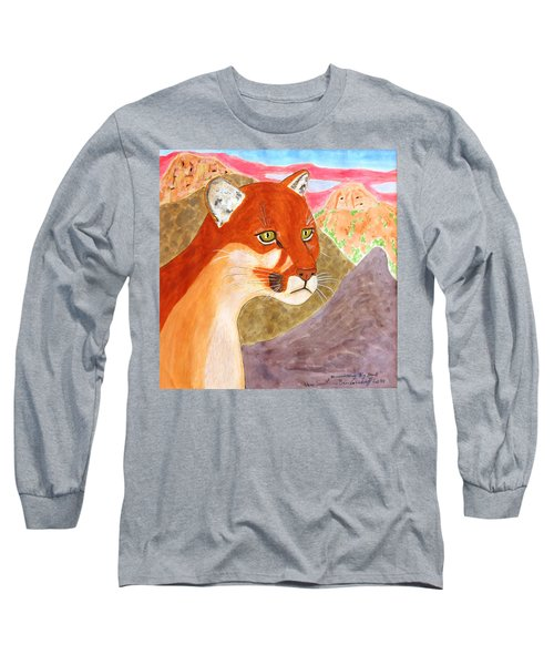 Remembering Big Bend Long Sleeve T-Shirt