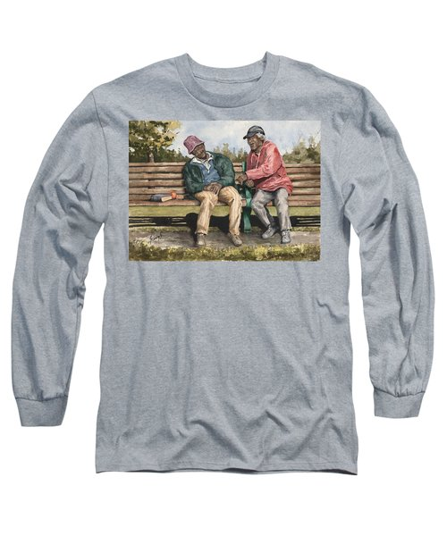 Remembering The Good Times Long Sleeve T-Shirt