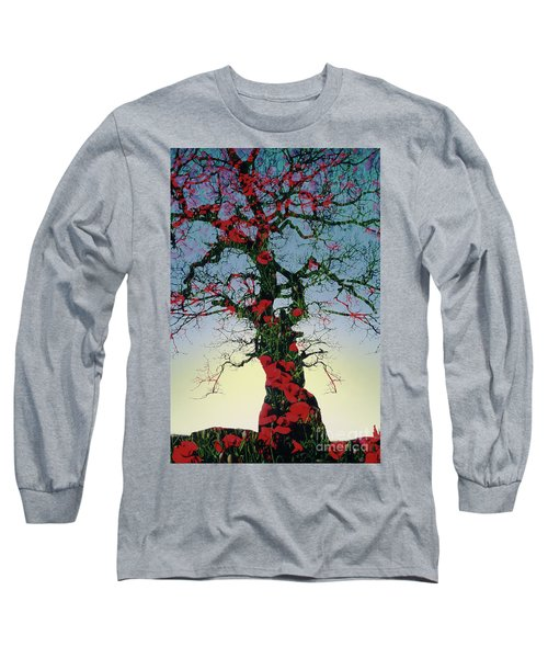 Remembrance Tree Long Sleeve T-Shirt
