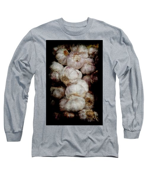 Renaissance Garlic Long Sleeve T-Shirt