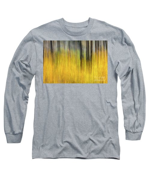 Renewal Abstract Art By Kaylyn Franks Long Sleeve T-Shirt