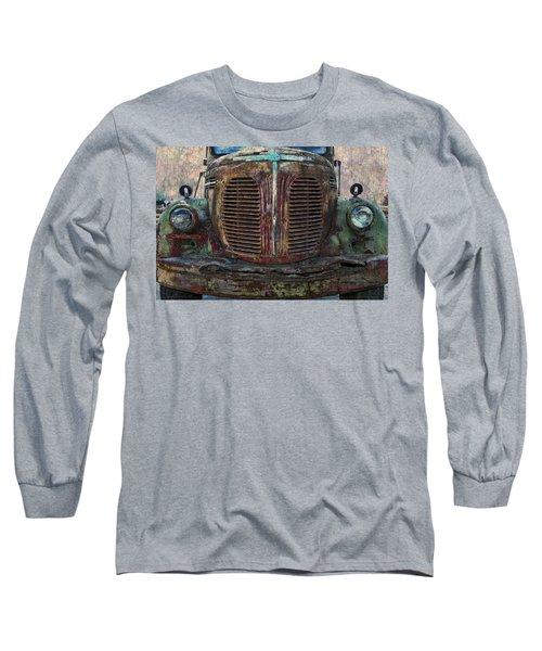 Reo Speedwagon - 2 Long Sleeve T-Shirt by Ed Hall