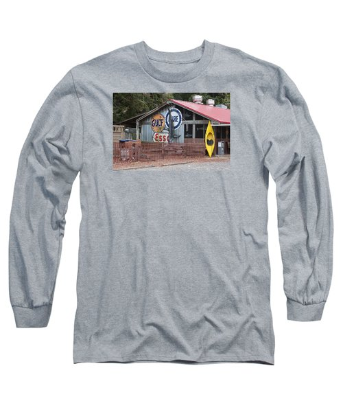 Restaurant In Murrells Inlet Long Sleeve T-Shirt by Suzanne Gaff