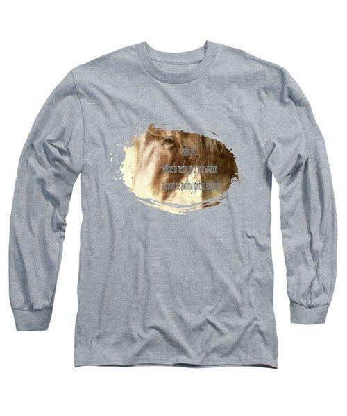 Restoration - Verse Long Sleeve T-Shirt