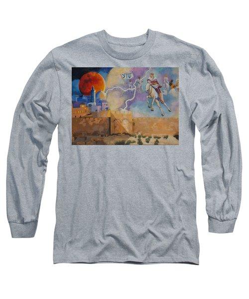 Return Of The King Long Sleeve T-Shirt