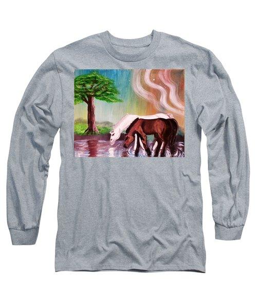 Return To Innocence  Long Sleeve T-Shirt